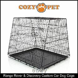Range Rover & Discovery Car Dog Cage by Cozy Pet Puppy Crate Cages Crates CDC08