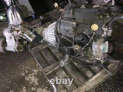 Range Rover Discovery Tdi 300 Engine Good Runner Auto Gearbox Complete Unit