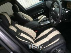 Range Rover Interior Styling Sport, Vogue, Evoque, Discovery