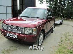 Range Rover L322 4.4 V8 Petrol 2003 BMW plus FREE DISCOVERY 1 3.9 V8 XS manual