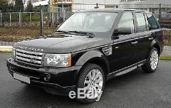 Range Rover Sport 2.7 Tdv6 105k Cambelt Change Timing Belts Fitting Service York