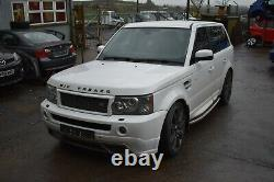 Range Rover Sport / Discovery 3 2.7 Tdv6 6 Speed Automatic Gearbox Tgd 500570
