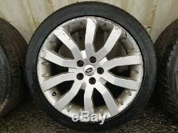 Range Rover Sport Discovery 3 4x Alloy Wheels With Tyres 275/40 R20