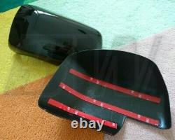 Range Rover Sport Mirror Covers Gloss Black 05-09 Also Discovery 3 Freelander 2