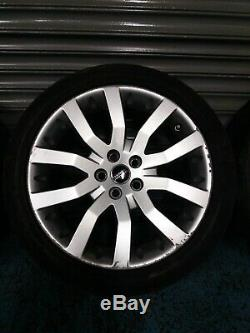 Range Rover Sport Vogue Discovery 3 Set Of 4 20 Alloy Wheels & Tyres 275/40/r20