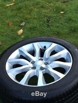 Range Rover Sport Vogue Discovery Vw Transporter T6 T5 Amarok Alloy Wheels