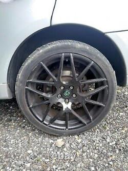 Range Rover Sport/discovery 22 Alloy Wheels 5x120 Set Of Four