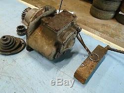 Range rover classic fairey over drive unit for 4 speed lt95 gear box 2 4 door