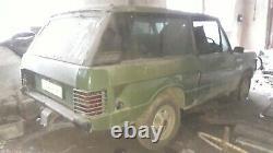 Range rover classic v8 3.5 2 door, very rare barn find, tax exempt