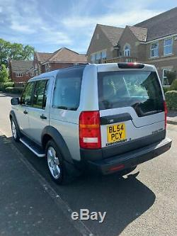 Range rover discovery 3 hse 2005 amazing condition 7 seats
