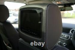 Rosen Av7900 Twin Touchscreen DVD Monitor Headrest Range Rover Vogue Sport Disco