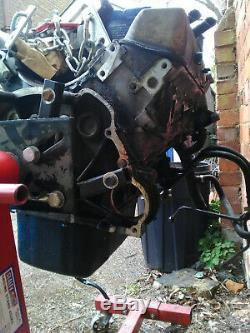 Rover v8 serpentine 3.9 efi engine, with service history discovery range rover