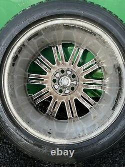 Set Of 4 Land Rover Discovery 4 Range Rover Wheels AM8H22-1007-BA 8.5Jx20
