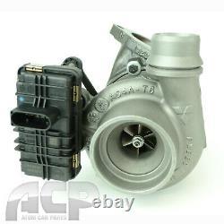 Turbocharger 2.0 Land Rover Range Rover Evoque Jaguar XF XE. Turbo 49335-01950