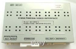 Video Interface GVIF for Land Rover Discovery 3 2005 Range Rover LR3, HSE, LR2