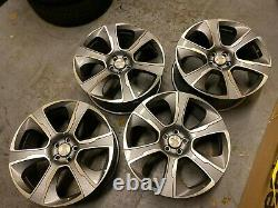 X4 22 Range Rover Style Alloy Wheels Vogue Sport Discovery 3/4/5 Hybrid Amarok